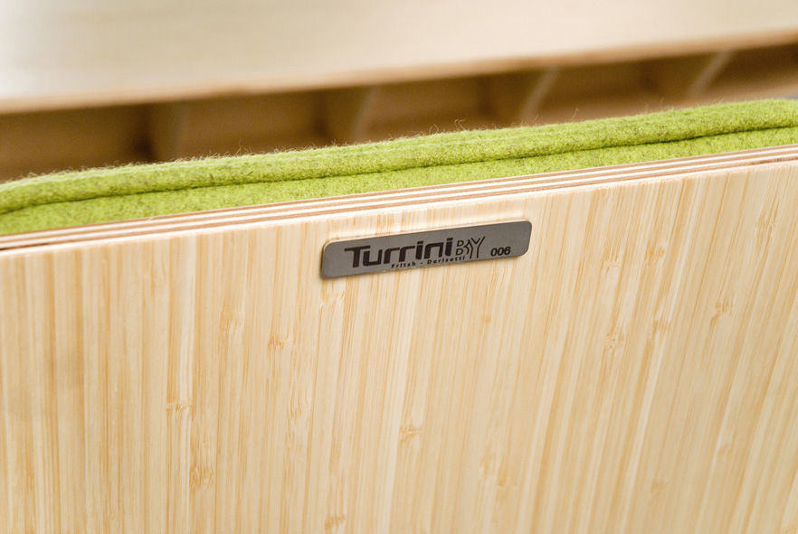 Meuble bambou la maison Turrini