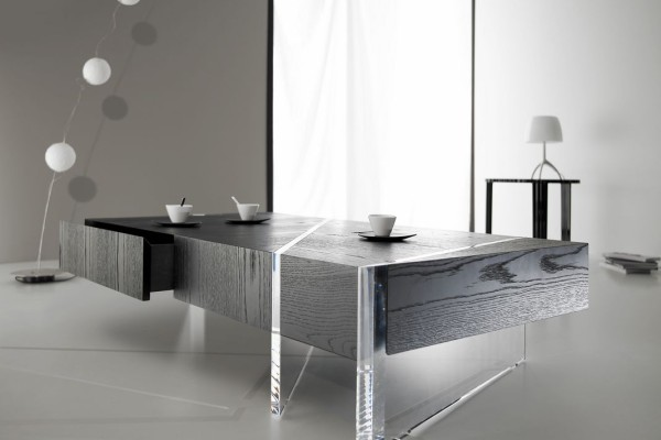 table-basse-bois-plexiglass-innovation-meuble-décoration-salon