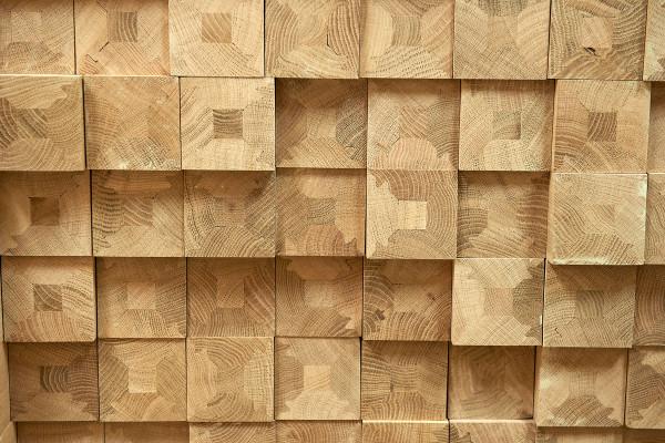 Plots de bois de bout