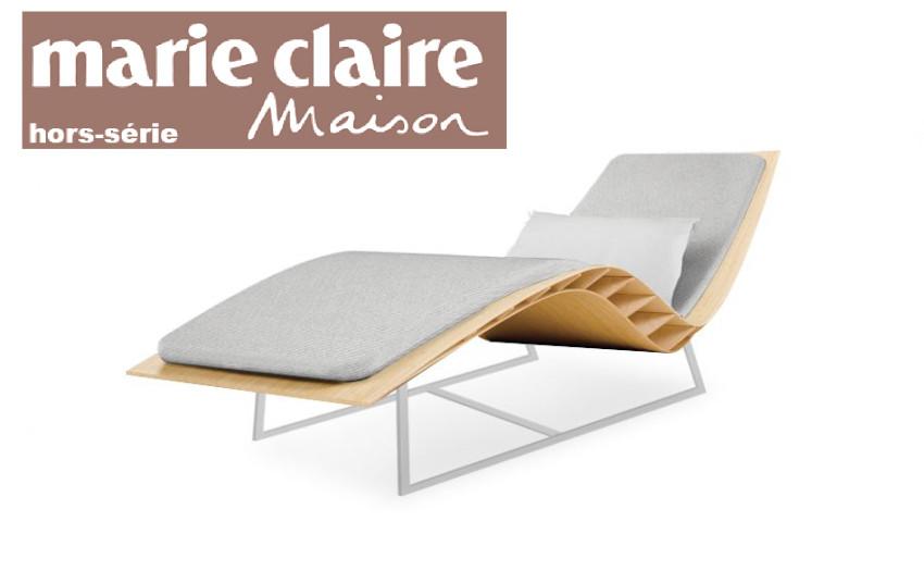 BEE : lit de repos, Marie Claire Maison