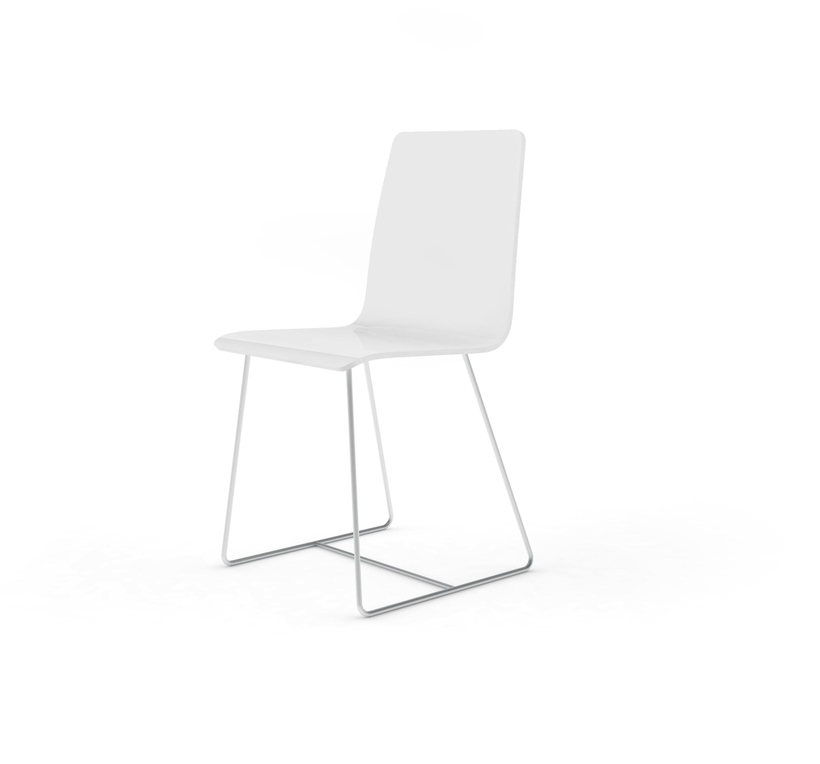 chaise-blanche-extérieur-pied-epoxy-blanc