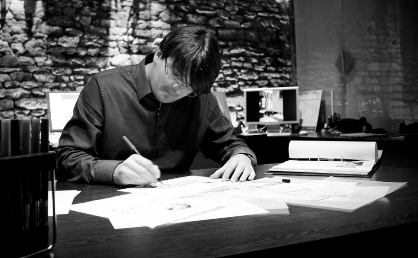 Erwan Peron - Designer