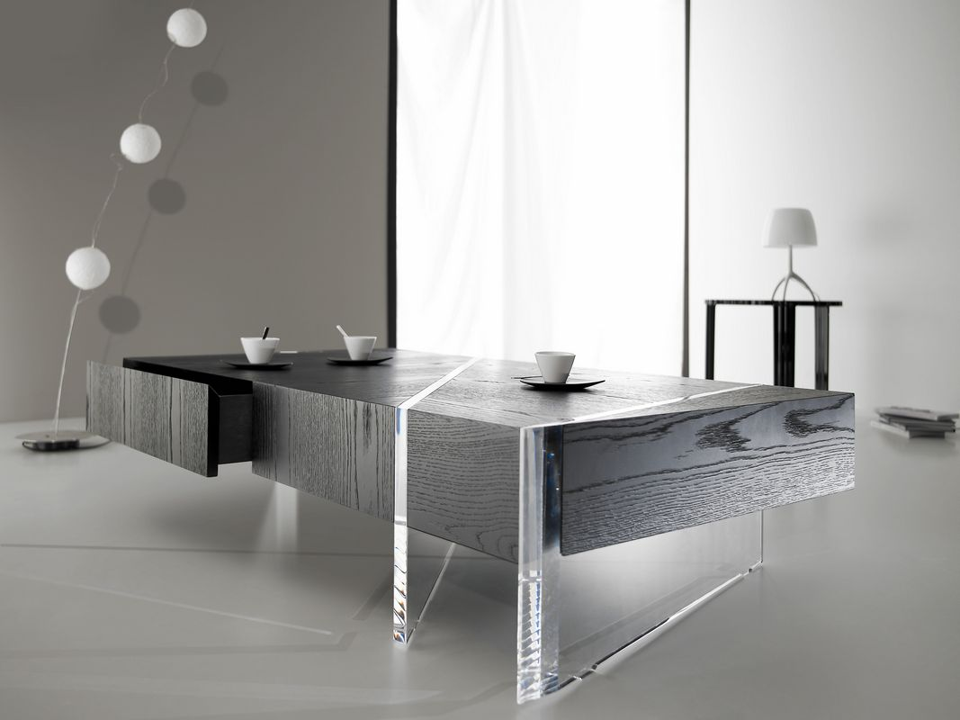 table-basse-bois-plexiglass-innovation-meuble-décoration-salon