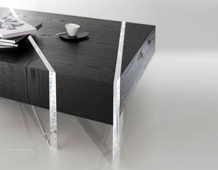 Table basse Kristal